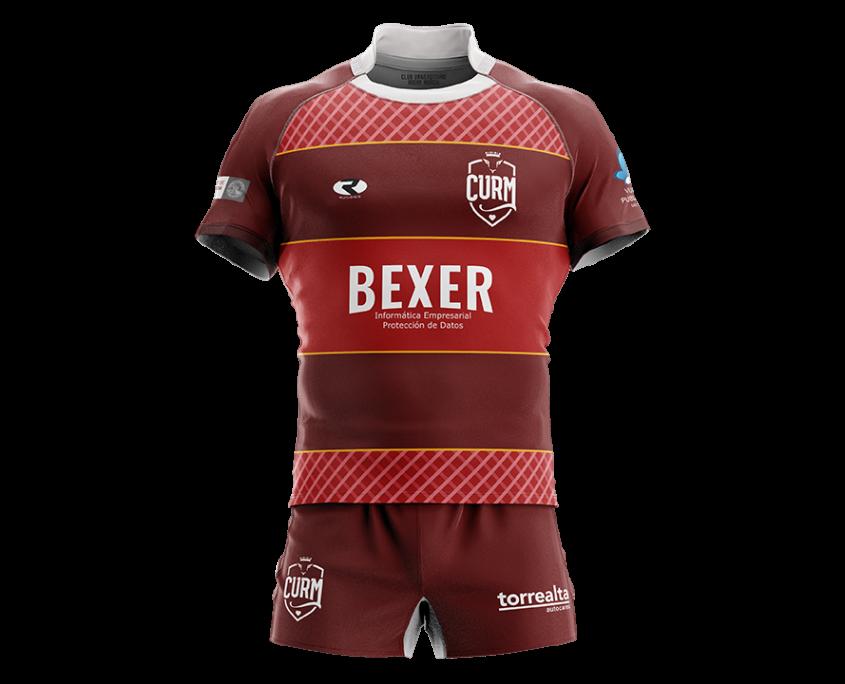 camiseta rugby murcia curm