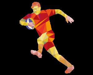 jugador rugby